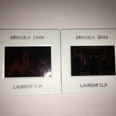 Cine: DRACULA 2000 - 2 DIAPOSITIVAS. Lote 216698068
