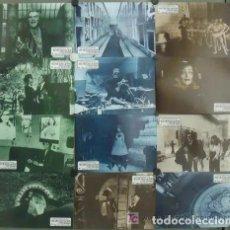 Cine: AAM51 LA CIUDAD DE LAS MUJERES FELLINI MASTROIANNI SET COMPLETO 12 FOTOCROMOS ORIGINAL ESTRENO. Lote 216956702