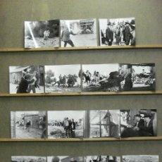 Cinema: F31820 UN DOLAR DE RECOMPENSA PETER LEE LAWRENCE SPAGHETTI 14 FOTOS B/N ORIGINALES ESPAÑOLAS. Lote 217227316