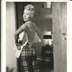 Cine: POSTAL MARILYN MONROE - LOS ANGELES, 1960 - PHOTO EVE ARNOLD. Lote 57319582