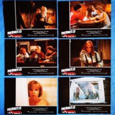 Cine: VIERNES 13 (2°PARTE) - 12 FOTOCROMOS. Lote 217829868