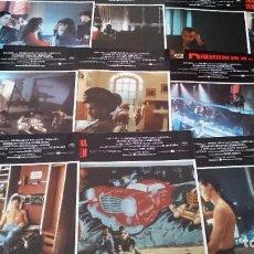 Cine: DEMASIADO VIEJO PARA MORIR JOVEN - 12 FOTOCROMOS COMPLETO AFICHES - ISABEL COIXET - CINE ESPAÑOL. Lote 218221978