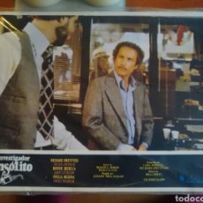 Cine: UN INVESTIGADOR INSOLITO SET COMPLETO FOTOCROMOS-RICHARD DREYFUSS-LOBBY CARDS-. Lote 218597076