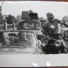 Cine: EL PUENTE - FOTO ORIGINAL B/N - ALFREDO LANDA JUAN ANTONIO BARDEM. Lote 218686902