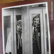 Cine: SWEET CHARITY - FOTO ORIGINAL B/N - SHIRLEY MACLAINE JOHN MCMARTIN NOCHES EN LA CIUDAD. Lote 218688046
