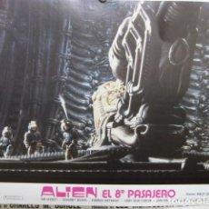 Cine: ALIEN EL OCTAVO PASAJERO 8º - FOTOCROMO ORIGINAL ESPAÑOL COLOR - RIDLEY SCOTT SIGOURNEY WEAVER. Lote 218690570