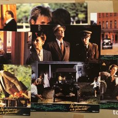 Cine: NO DISPAREN A LA PIANISTA (1988). SET DE 8 FOTOCROMOS. FRANCIS MANKIEWICZ.. Lote 219336013