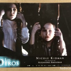 Cine: LOS OTROS (2001). SET COMPLETO DE FOTOCROMOS NUEVOS, CON PLÁSTICO PRECINTO. NICOLE KIDMAN, AMENABAR. Lote 219442360