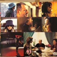 Cine: LA FLOR DE MI SECRETO (1995). SET COMPLETO DE 12 FOTOCROMOS. PEDRO ALMODÓVAR.. Lote 219443993
