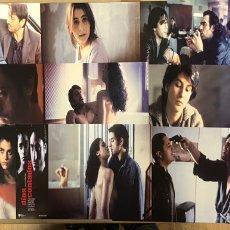 Cine: DÍAS CONTADOS (1994). SET COMPLETO DE 12 FOTOCROMOS. IMANOL URIBE, JAVIER BARDEM, RUTH GABRIEL,... Lote 219445961