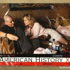 Cine: AMERICAN HISTORY X (1998). SET COMPLETO CON 12 FOTOCROMOS NUEVOS, CON PRECINTO PLÁSTICO. Lote 219481342