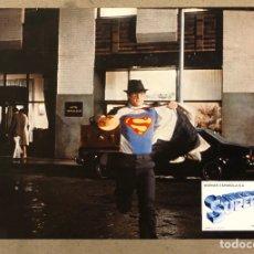 Cine: SUPERMAN, EL FILM (1979). FOTOCROMO PROMOCIONAL DE LA PELÍCULA. CHISTOPHER REEVE.. Lote 219496677