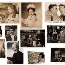 Cine: CINE.- COLECCIÓN FOTOGRAFÍAS DE PELICULAS Y ACTORES.. Lote 219629598