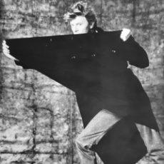 Cine: FOTOGRAFIA ORIGINAL DEL ACTOR Y CANTANTE DAVID BOWIE. AÑOS 90. LEER CONDICIONES ANTES DE PUJAR.. Lote 219716602