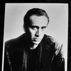 Cine: FOTOGRAFIA PROMOCIONAL DE NICOLAGE CAGE. AÑO 1998. LEER CONDICIONES ANTES DE PUJAR.. Lote 219718683