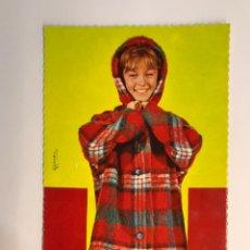 Cinéma: MARISOL. POSTAL NO.110, ACTRIZ DE CINE ESPAÑOLA, EDIC. TARJE-FHER (A.1962) S/C. Lote 220118315