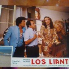 Cine: ESTESO PAJARES-LOS KIANTES FOTOCROMO ORIGINAL ESTRENO-. Lote 220848561