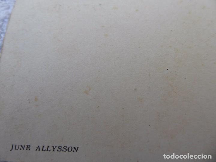Cine: P-11572. 21 FOTOGRAFIAS POSTALES ACTRICES DE HOLLYWOOD AÑOS 40-50. VER RELACIÓN. BIEN CONSERVADAS. - Foto 17 - 220962571
