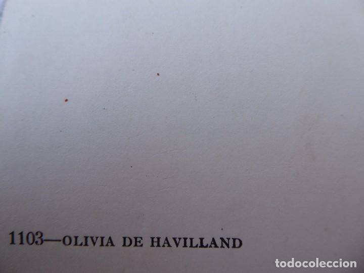Cine: P-11572. 21 FOTOGRAFIAS POSTALES ACTRICES DE HOLLYWOOD AÑOS 40-50. VER RELACIÓN. BIEN CONSERVADAS. - Foto 41 - 220962571