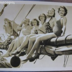 Cinéma: FIVE STARS - FOTO ORIGINAL B/N - EADIE ADAMS RUTH HART MARY HOWARD GRACE FORD LYNNE CARVER MGM. Lote 221451901