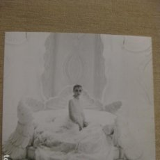 Cine: THE NEVERENDING STORY - FOTO ORIGINAL B/N - TAMI STRONACH LA HISTORIA INTERMINABLE 18X20. Lote 221839813