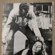 Cine: NOCHE DE TITANES - FOTO ORIGINAL B/N - JEAN SIMMONS DEAN MARTIN ROUGH NIGHT IN JERICHO. Lote 221841566