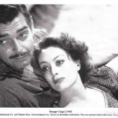 Cine: CLARK GABLE Y JOAN CRAWFORD - EXTRAÑO CARGAMENTO - FRANK BORZAGE. Lote 222085043