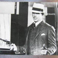 Cine: BONNIE AND CLYDE - FOTO ORIGINAL B/N - WARREN BEATTY ARTHUR PENN FILM. Lote 222120586