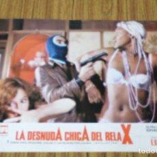 Cine: FOTOCROMO - LA DESNUDA CHICA DEL RELAX - CLASIFICADA S. Lote 222389963
