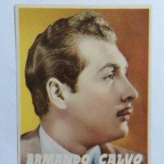 Cine: ARMANDO CALVO - CIFESA, DEDICADA. Lote 222707525