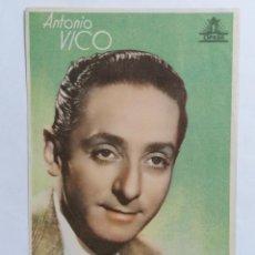Cine: ANTONIO VICO - CIFESA, DEDICADA. Lote 222707648
