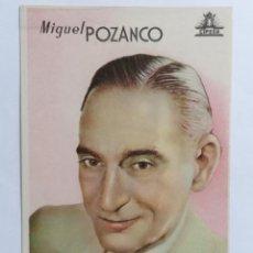 Cine: MIGUEL POZANCO - CIFESA, DEDICADA. Lote 222708102