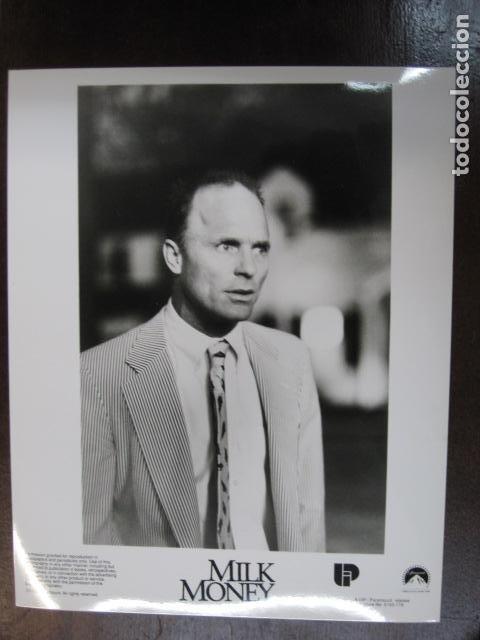 ED HARRIS - FOTO ORIGINAL B/N - MILK MONEY UN REGALO PARA PAPA (Cine - Fotos, Fotocromos y Postales de Películas)