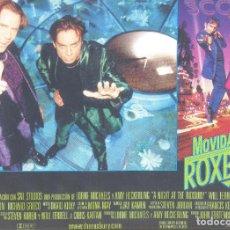 Cinema: MOVIDA EN EL ROXBURY. JUEGO DE FOTOCROMOS COMPLETO.. Lote 223575677