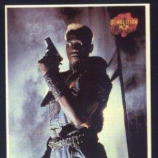 Cine: P-9042- DEMOLITION MAN (SYLVESTER STALLONE - WESLEY SNIPES - SANDRA BULLOCK - ROB SCHNEIDER). Lote 228014015