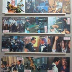 Cine: F.I.S.T. SIMBOLO DE FUERZA, SYLVESTER STALLONE, ROD STEIGER, AÑO 1977 - SET COMPLETO 12. Lote 233265935