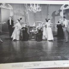 Cine: NEW FACES - FOTO ORIGINAL B/N - SCENE DANCE - HARRY HORNER MUSICAL FILM. Lote 235816930