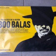Cinema: JUEGO COMPLETO 12 FOTOCROMOS DE LA PELÍCULA 800 BALAS. Lote 236733065