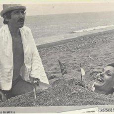 Cine: FOTOGRAFÍA (18X24) DE ALEXANDRA FILMS. CARMEN SEVILLA Y ANTONIO FERRAMDIS. SEX O NO SEX. Lote 237528735