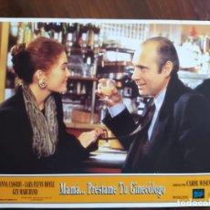 Cine: MAMÁ... PRÉSTAME TU GINECÓLOGO, 1990 - 8 FOTOCROMOS - LOBBY CARDS - PELÍCULA - MOVIE. Lote 238830540