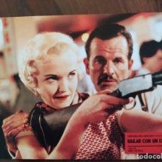 Cine: BAILAR CON UN EXTRAÑO (DANCE WITH A STRANGER), 1985 - 8 FOTOCROMOS - LOBBY CARDS - PELÍCULA - MOVIE. Lote 238840430