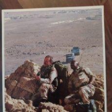 Cine: AGUILA DE ACERO II (IRON EAGLE II), 1988 - 12 FOTOCROMOS - PELÍCULA - LOBBY CARDS - MOVIE. Lote 239485055