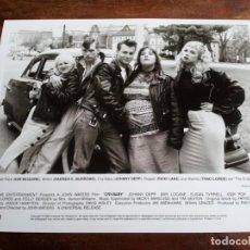 Cine: CRY-BABY EL LAGRIMA - RICKI LAKE, JOHNNY DEPP, TRACI LORDS, KIM MCGUIRE - FOTO ORIGINAL IMAGINE 1989. Lote 240287335