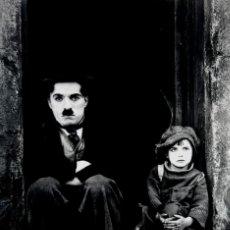 Cine: POSTAL DE LA PELÍCULA EL CHICO, DE CHARLES CHAPLIN. TEMA: CINE, CHARLOT, THE KID.. Lote 240812395