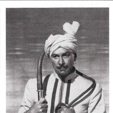Cine: ERROL FLYNN - KIM DE LA INDIA - VICTOR SAVILLE. Lote 242312485