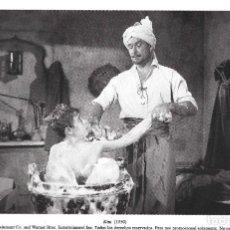 Cine: ERROL FLYNN Y DEAN STOCKWELL - KIM DE LA INDIA - VICTOR SAVILLE. Lote 242312615