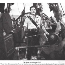 Cine: ERROL FLYNN - EL SEÑOR DE BALLANTRY - WILLIAM KEIGHLEY. Lote 242422510