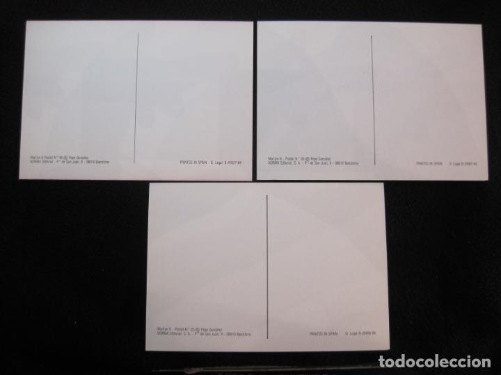 Cine: MARILYN MONROE-BLOC CON 6 POSTALES DE LA ACTRIZ-NORMA EDITORIAL-JOSE GONZALEZ-VER FOTOS-(77.629 - Foto 14 - 243450740