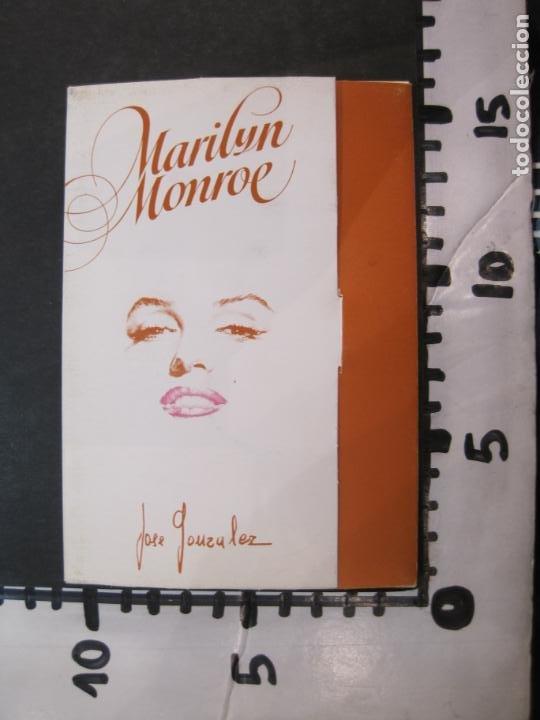 Cine: MARILYN MONROE-BLOC CON 6 POSTALES DE LA ACTRIZ-NORMA EDITORIAL-JOSE GONZALEZ-VER FOTOS-(77.629 - Foto 17 - 243450740