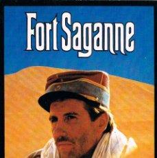 Cine: FORT SAGANNE CON GERALD DEPARDIEU. Lote 245064965
